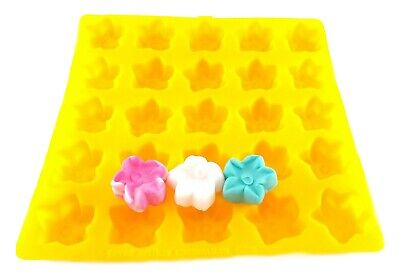 Etc. Butter Mints Chocolate 1-12 LilyCalla Lily Flexible Mold--LilyCalla Lily Cream Cheese Mint Mold Fondant