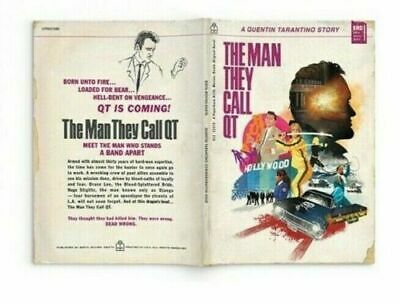 THE MAN THEY CALL QT  A Quentin Tarantino Story (Alamo Drafthouse, Mondo, BMD)