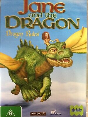 JANE AND THE Dragon: Dragon Rules (DVD) - - DVD - $35 73