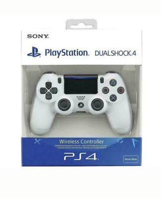 Brand New Sealed Sony PlayStation 4 PS4 Dualshock Wireless Controller Gen2 white