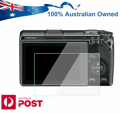 Pro Tempered Glass Screen Protector for RICOH GR III GR3 Camera AUS