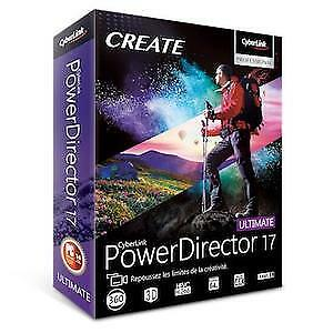 CyberLink PowerDirector Ultimate 17+ScreenRecorder Deluxe fast delivery by email