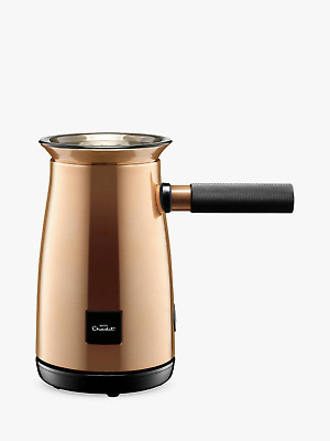 HOTEL CHOCOLAT VELVETISER - LIMITED EDITION - Copper - In-Home Hot Chocolate