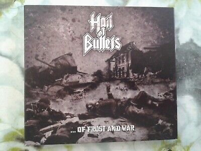 Hail Of Bullets - ...Of Frost And War - Cd Limited Edition Digipack Metal Blade