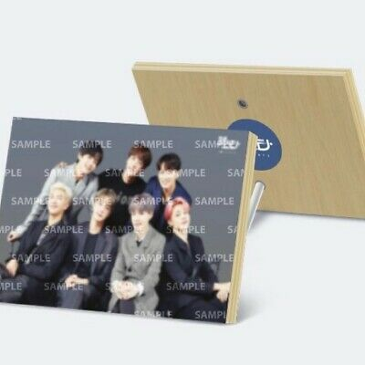 BTS 5th Muster Magic Shop Official MD Festa Family Photo Frame