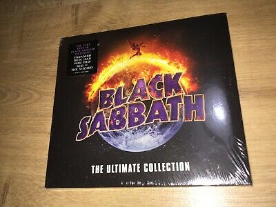 Black Sabbath - The Ultimate Collection - 2 Cd 31 Tracks - New Sealed
