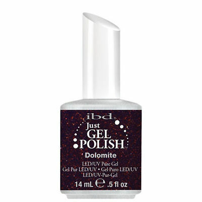 IBD Just Gel UV LED Gel Nail Polish DOLOMITE #56561