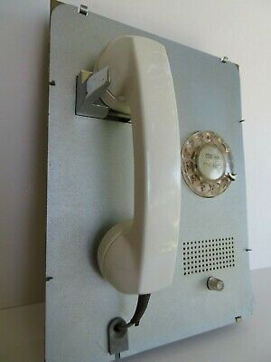 Antique Western Electric telephone Panel phone