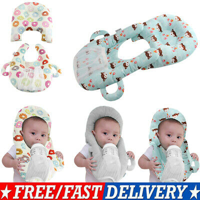 UK Nursing Pillow Breastfeeding Maternity Infant Baby Feeding Adjustable Cushion