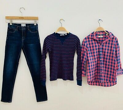 boys size 12 clothes COUNTRY ROAD SCOTCH SHRUNK