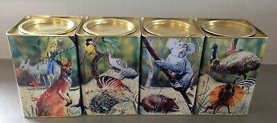 Australian Native Canister Tins