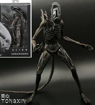 "NECA Alien Covenant Xenomorph 7"" Scale Action Figure Collection NEW Art BOX Doll"