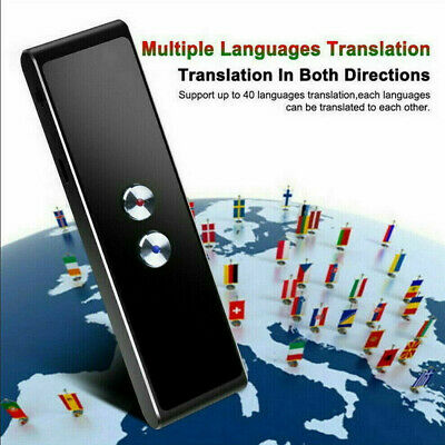 Translaty MUAMA Enence Smart Instant Real Time Voice 40 Languages Translator New