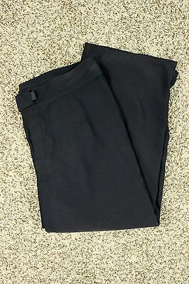 Pataloha by Patagonia Cropped Active Pants Women's 10 Loose Fit Yoga Hiking EUC