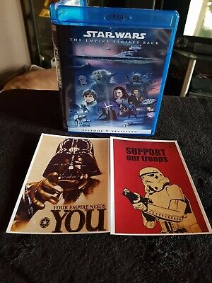 Star wars E.S.B REVISITED