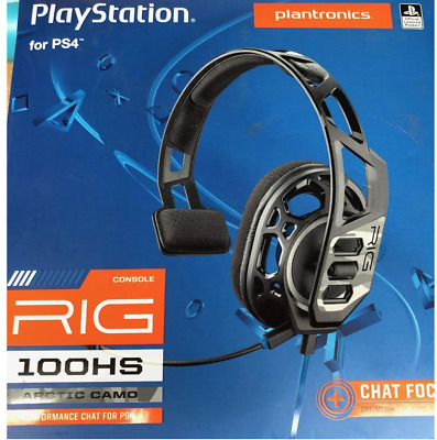 PLANTRONICS RIG 4VR - Gaming Headset PlayStation VR & PS4
