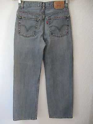 Levi's 550 Relaxed Fit Jeans Blue Sz. 12 Regular #412