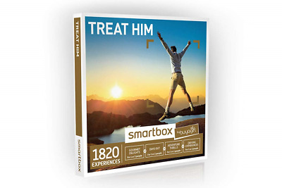Buyagift Treat Him Gift Experiences Box - 1,820 gift experiences for men from to