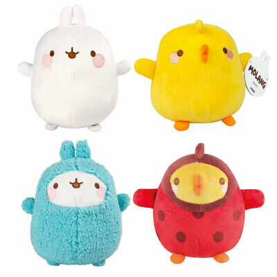 Molang Basic 7-Inch Plush Soft Toy *CHOOSE YOUR FAVOURITE*