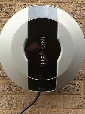 Pod Point Electric Car Vehicle Charger With 4.8M Lead Tethered 3.6 KW 15A TYPE 1