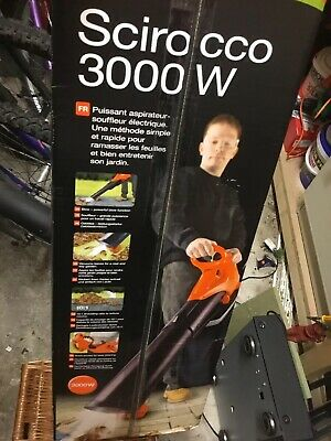 Flymo scirocco 3000 Electric Leaf Blower