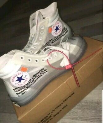 classic fit wholesale dealer double coupon CONVERSE X OFF White Chuck Taylor All Star 70S Og Vulcanized ...