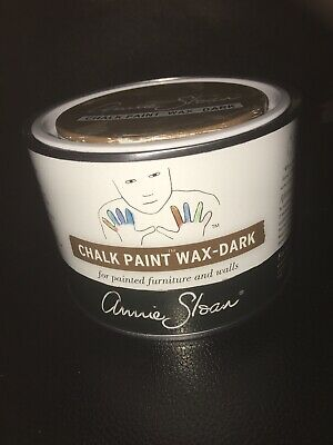 Annie Sloan Dark Wax -A large 500ml tin of Dark Wax to add patina and age.......