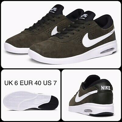 SAMPLE NIKE SB Air Max Bruin Vapor TXT UK 8 EUR 42.5 AA4257