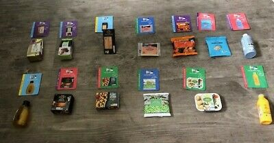 Marks and Spencer Little Shop Collectables RARE