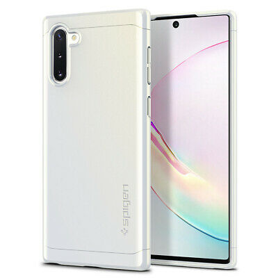 Galaxy Note 10, 10 Plus/10 Plus 5G Case | Spigen® [Thin Fit Classic] Slim Cover