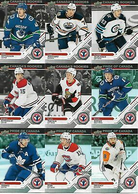 2019 Upper Deck National Hockey Card Day Canada U PICK Complete Your Set