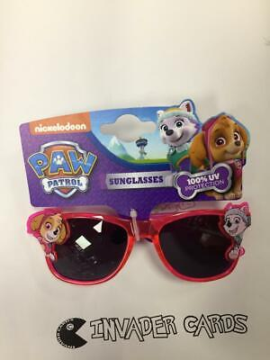 Paw Patrol Red UV Protection Sunglasses Official Licensed S/M Kids Childrens