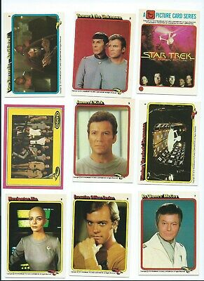 STAR TREK -- Motion Picture -- Rare RAINBO bread set -- 1979 release