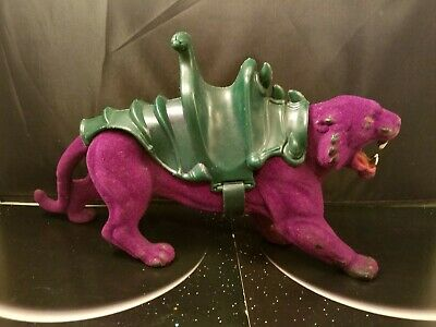 VINTAGE COMPLETE HE Man BattleCat Skeletor Panthor Saddle MOTU lot
