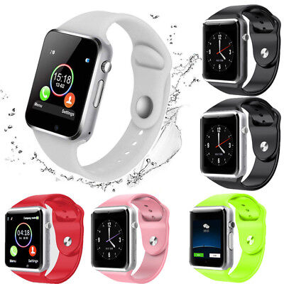 Bluetooth Smart Wrist Watch A1 GSM Phone For Android Samsung iPhone Man Women OW