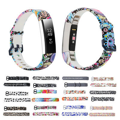 Replacement Wristband Strap Watch Bands For FitBit Alta/Alta HR Accessories Q
