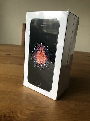 New & Sealed Apple iPhone SE - 32GB - Gray Unlocked AT&T T-Mobile Verizon Sprint