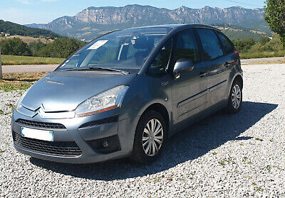 Citroen C4 Picasso 1.6 HDI - 2010 - 195000 Km Monospace Full OPTION