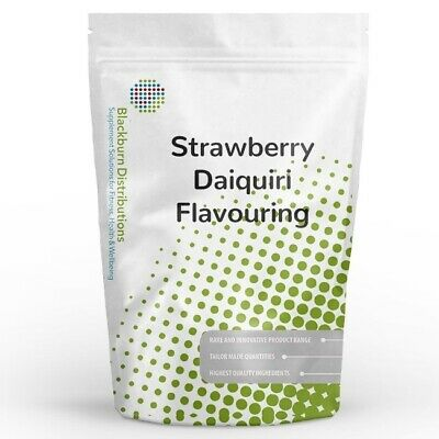 1kg STRAWBERRY DAIQUIRI FLAVOURING - FOOD FLAVOURING - UK STOCKED -  FREE DELIVE