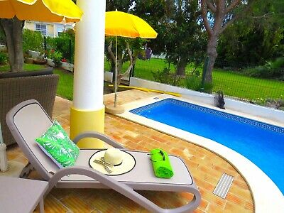 Sunny Algarve  Villa with private pool Algarve Portugal sleeps 6