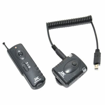 JJC JM-F2 II Wireless 30m remote switch for Sony cameras with Multi-connector