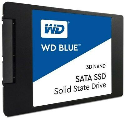 """WD Blue 3D NAND SSD  500 GB 2.5"""" SSD (Solid State Drive)"""