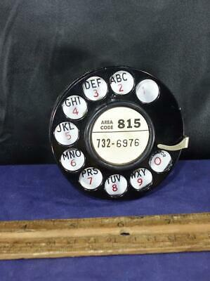 VINTAGE WESTERN ELECTRIC 6A Dial for 302 Telephone !!