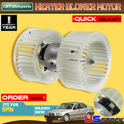 HVAC Blower Heater Motor for BMW 318is 318i 320i 323is 92-99 700179 64111468453