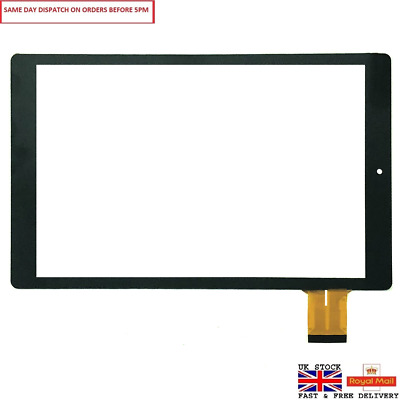 FOR 10 inch Alba 10Nou Tablet Touch Screen Digitizer Top Screen Black UK STOCK