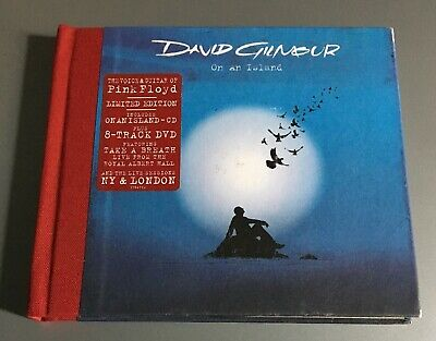 David Gilmour - On An Island (Limited Edition CD & DVD Set)
