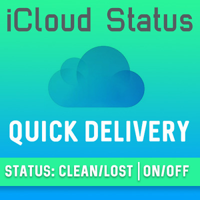 Find My iPhone CHECK ON/ OFF and iCloud Status CHECK CLEAN / LOST