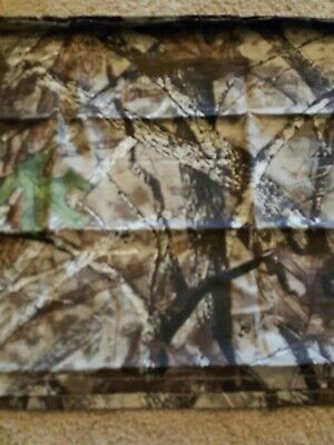 "True Timber HTC Camouflage Valance 84"" x 15"""