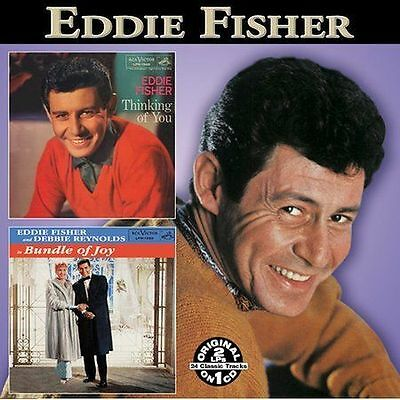 Thinking of You/Bundle of Joy Eddie Fisher (Vocals) (CD, Mar-2006, Collectab o4c