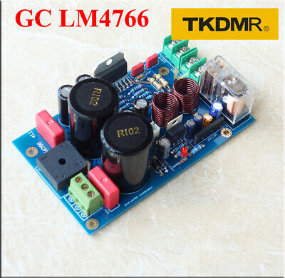 LM4766 Stereo//Dual-Channel MINI Amplifier Board 40W+40W DC 25V-30V //